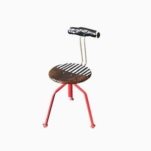 Ceramic Swivel Chair by Markus Friedrich Staab
