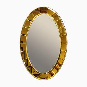 Specchio di Cristal Art, Italia, anni '50