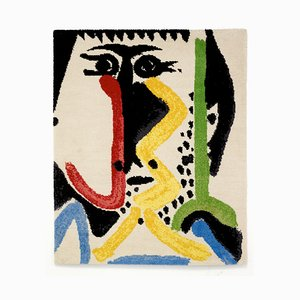Picasso Limited Edition Artist Rug from Desso, 1990s