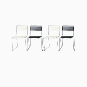 Spaghetti Dining Chairs by Giandomenico Belotti for Alias, 1980s, Set of 4