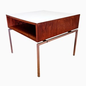 Mid-Century Dutch Rosewood Side Table by Cees Braakman for Pastoe