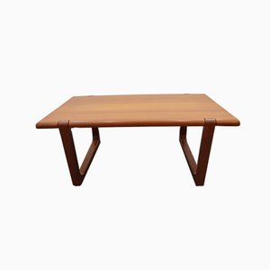Mid-Century Danish Coffee Table by Niels Bach, 1960s