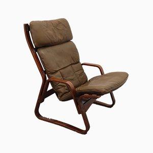 Schwedischer Vintage Sessel, 1970er