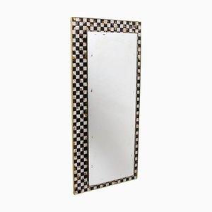 Italienischer Beleuchteter Spiegel, 1950er