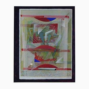 Peter Foeller, Serigraph, 1990