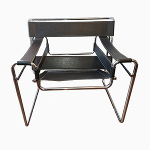 Wassily Club Chair by Marcel Breuer for Gavina, 1972