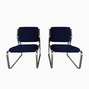 Vintage Lounge Chairs, 1978, Set of 2