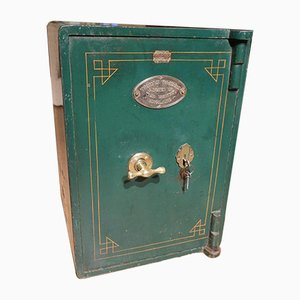 Antique English Safe from Thomas Withers