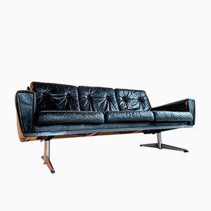 Mid-Century Danish Shaker Sofa by Illum Wikkelsø, 1960s