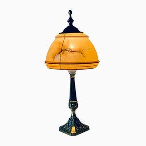 Vintage Danish Table Lamp