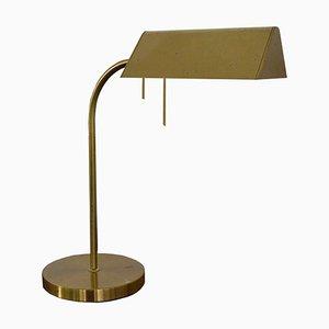 Lampe de Bureau en Laiton, 1960s