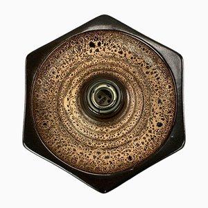 Ceramic Wall Lamp, 1960s