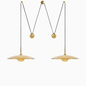 Double Onos 55-Pendant Lamp by Florian Schulz