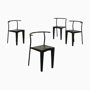 Sedie di Philippe Starck, set di 4