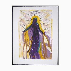 Salvador Dalí - The Snow Queen - Lithograph - 1966