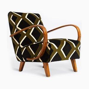 Diamonds Chair by Jindrich Halabala