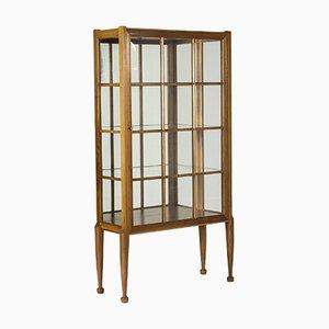 Mahogany Vitrine Cabinet by Josef Frank