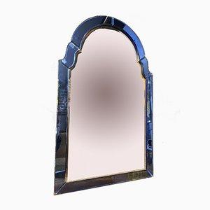 Antique Cobalt Blue Pier Mirror