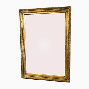 Mirror in Antique Decorated Gold