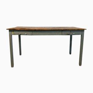Vintage Schreibtisch & Stuhl Set, 1930er