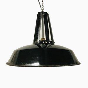 Bauhaus Fabriklampe / Offene Haube
