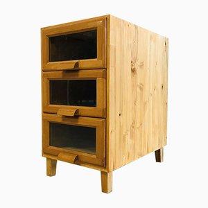 Pine and Oak Dresser