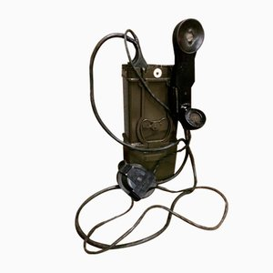 Military Field Canadian Radio Phone, 1953