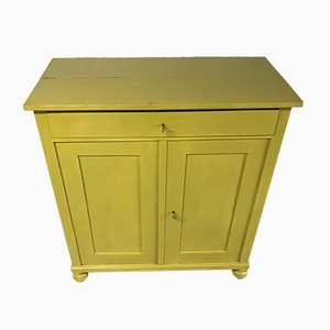 Yellow Flea Cupboard