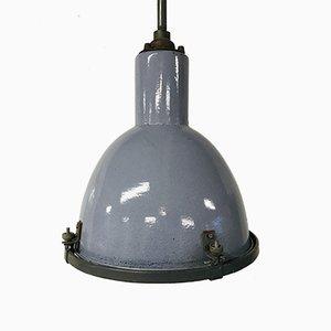 Bauhaus Factory Blue / Gray Light