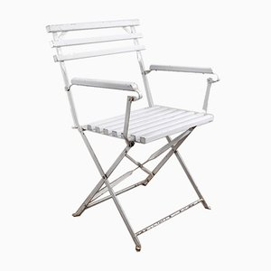 Garden Chairs by by Moulin Blot-Galland, Set of 4