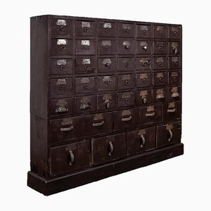 20th Century Apothecary Drawers