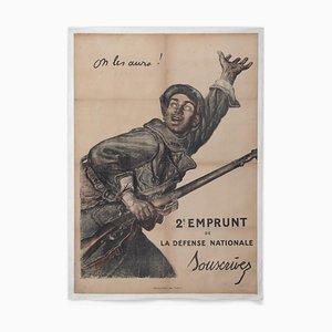 Jules-Abel Faivre, Oh Les Aura! Poster