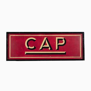 Cap Sign, 20th Century