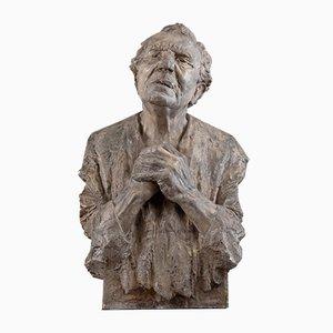 The Old Blind Man von Gustave Van Den Meersche
