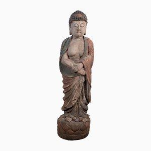 Wooden Buddha, 1990s