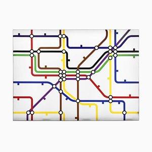 Lightbox della metropolitana di Londra