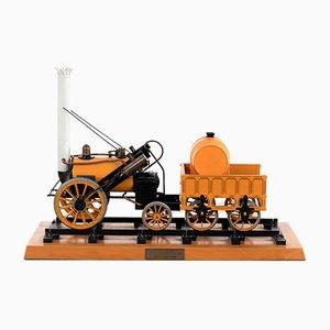 Robert Stephenson's Rocket Train