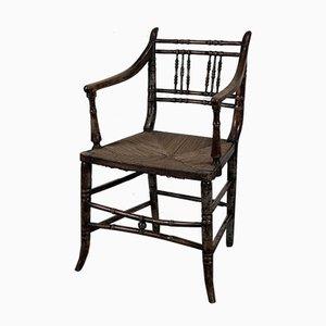 Regency Armchair, 1820s