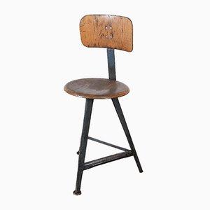 Machinist Chair by Heinrich Rascher, 1950s
