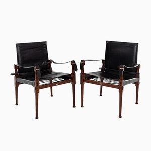 Safari Roorkee Chairs from M. Hayat & Bros., Set of 2