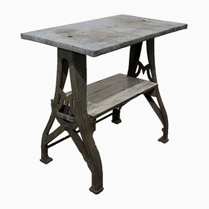 Victorian Workshop Table