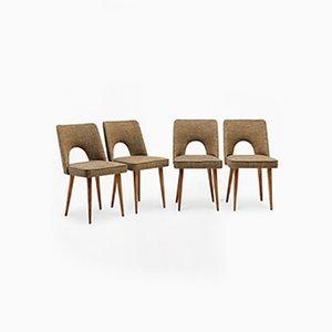 Muszelka Seashell Chairs, 1960s, Set of 4