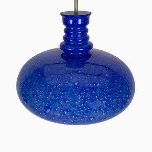 Plafonnier Vulcano Vintage Bleu de Peill & Putzler