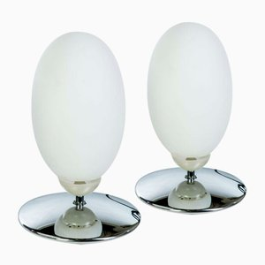Tischlampen von Achille Castiglioni für flos, 1990er, 2er Set