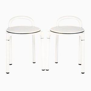 Stools by Anna Castelli Ferrieri for kartell, 1970s, Set of 2