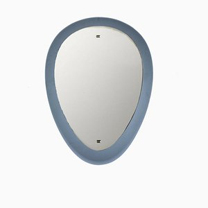 Two-Toned Wall Mirror, 1970s