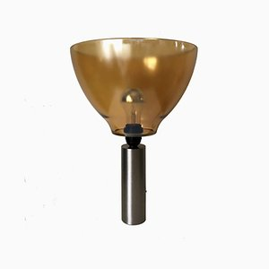 Murano Tischlampen, 1980er, 2er Set