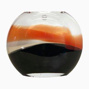 Italian Murano Glass Vase from Nason, 1970s