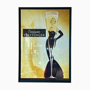 Affiche Taittinger France