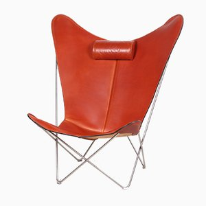 Vintage Butterfly Ks Lounge Chair by Marquart for Ox Denmarq